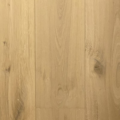 Unfinished 5/8 in. Thick x 9-1/2 in. Wide x Varying Length Floating Engineered European Oak Hardwood Flooring (22.73 sq. ft. / box) - 810001960506