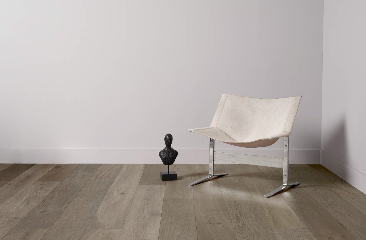 Pistoria flooring and prop and chair in right corner