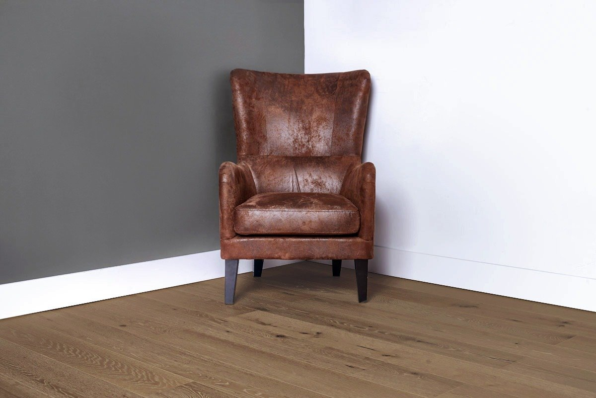 Genoa flooring, chair and wall
