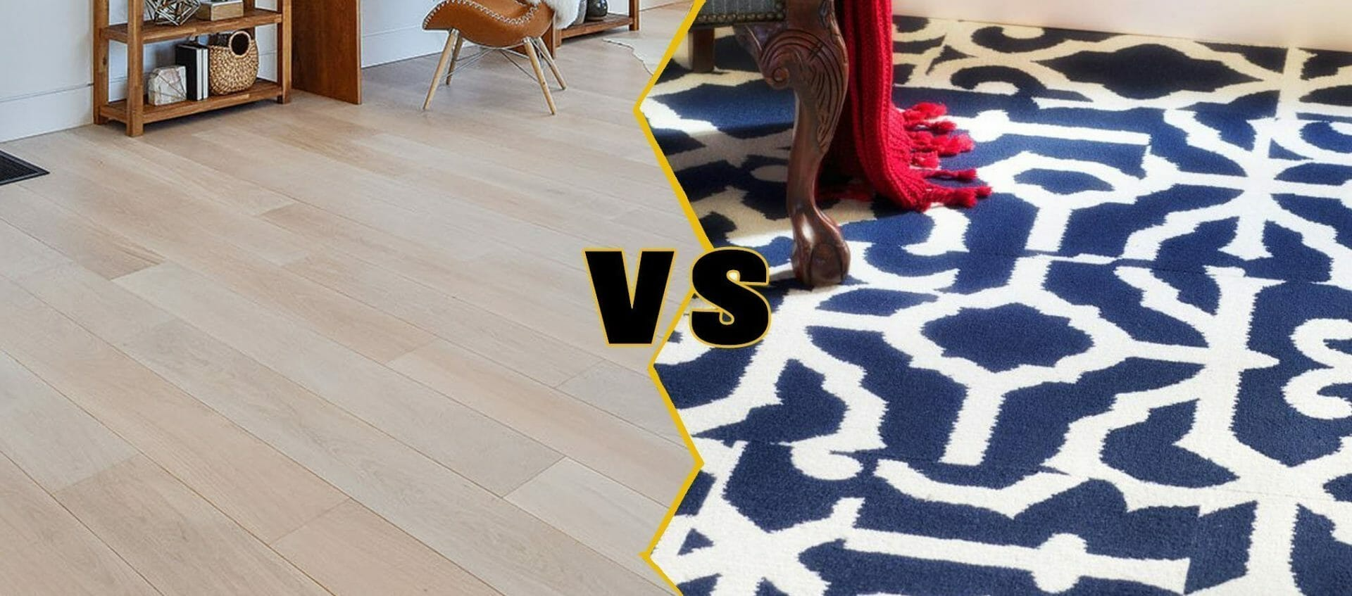 Article - Oak vs. Carpeting