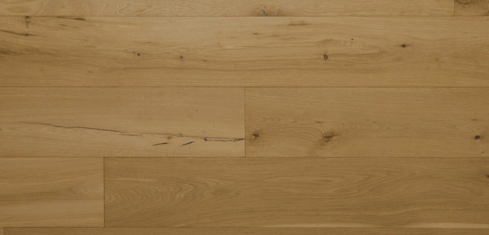 Natural Flooring Close View Long Planks